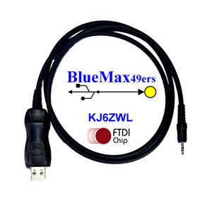 Yaesu FT-4X Programming Software & FTDI USB Cable SCU-35 + Support