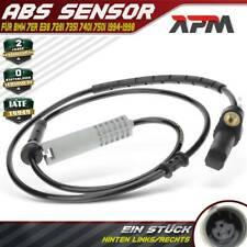 ABS Sensor Hinten Links oder Rechts für BMW 7 E38 728i 735i 740i 750i 1994-1998