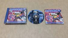 Street Fighter Alpha 3 (Sega Dreamcast) version européenne PAL