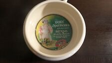 1992 Heritage Collection Watkins Advertising Handled Soup Bowl x 1 Spices