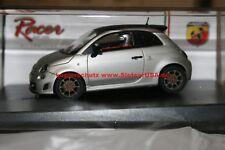 Racer Slotcar 1/32 RCR SLL01 ABARTH 500 Romeo Ferraris (FITA)