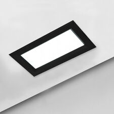 Dimmable/N 12W LED Grille Light Ceiling Fixture Flush Mount Panel Lamp PMMA Bar