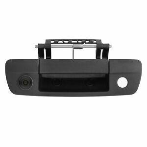 BOYO VTS14HD - Tailgate Door Handle HD Backup Camera for Dodge Ram 2010-2017 (Bl