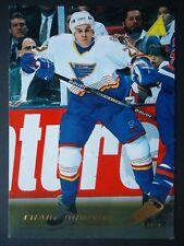 NHL 208 Craig Johnson St. Louis Blues Pinnacle 1995/96