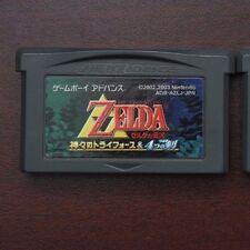 Game Boy Advance The Legend of Zelda Four Swords japanese game US Seller