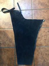 Adult Riding Suede #225 Chaps by Devon-Aire Adult - Size Small