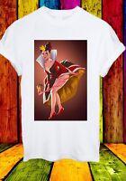 Queen of Hearts Alice's In Wonderland Prop Disney Men Women Unisex T-shirt 783
