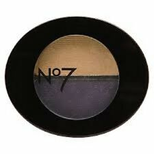 Boots No7 Stay Perfect ROYAL Eye Shadow duo - New