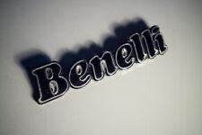 Benelli Emblem Schriftzug Schrift Schwarz EB106