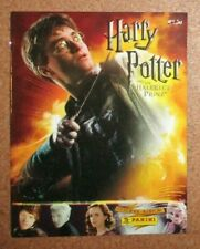 Panini * Harry Potter und der Halbblutprinz ** LEERALBUM **
