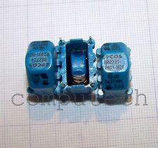 2 x 27mH 0,4A Filtro induttanza Epcos B82721-K2401-N21 POWER LINE CHOKES 1 pezzo