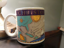 """1492 Columbus Sailed The Ocean Blue...""(1992) Bergschrund *COFFEE MUG* Seattle"