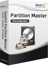 EaseUS Partition Master Technician Unlimited 12.5 dt. Download 389,-statt 649,-