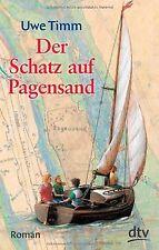 Der Schatz auf Pagensand von Timm, Uwe | Buch | Zustand gut
