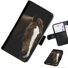 Bg33 Fire Printed Leather Wallet/flip Case Cover for Mobile Phone Samsung Galaxy S7 Edge