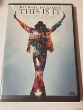 Michael Jacksons This Is It (DVD, 2010)
