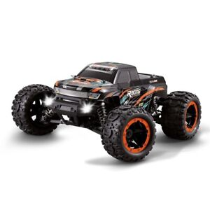 RC Truck 65km/h Brushless Remote Control Off-Road Vehicle 4WD Climbing Buggy Car