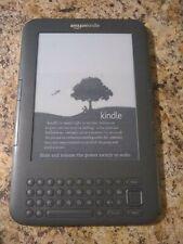 Amazon Kindle Keyboard (D00901) (3rd Generation) 4GB, Wi-Fi, 6in