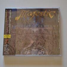 MAJESTIC - Trinity overture - 2000 JAPAN CD FIRST PRESS + 1 BONUS