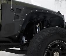 Fits 2007-2018 Jeep Wrangler & Unlimited JK XRC Armor Front Fenders #76880 Trail