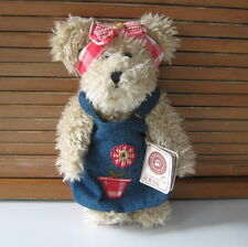 Boyds 2002 Country Clutter Excl.-Jessie Lu Goodbear