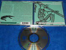 CD WILL SEACHNASAIGH gurruwiwi DIDJERIDU DHARPA aborigine SONGS from DREAMTIME