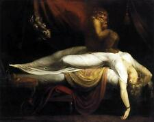 John Henry Fuseli The Nightmare Canvas Print 16x20 in