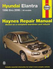 1996-2006 Haynes Hyundai Elantra Repair Manual