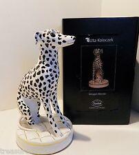 "Goebel /Koloczek Dog "" Whippet - Mimikri "", #050-105 Loveable Bnib Reduced"