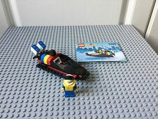 Lego System 6537 Hydro Racer 100% Complete + Instructions