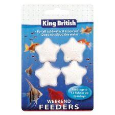King British bloque de alimentos alimentadores de fin de semana