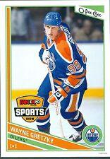 Wayne Gretzky 2013 Fan Expo OPC O-Pee-Chee 5x7 NHL Card MINT Edmonton Oilers B1