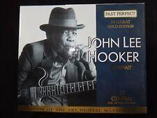 RARE COFFRET 10 CD JOHN LEE HOOKER / PORTRAIT / GOLD EDITION /