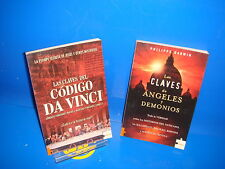 Book THE KEYS OF ANGELES and demons and THE KEYS OF THE CODE DA VINCI