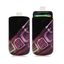 Housse coque étui pochette pour HTC Desire HD avec motif HF07