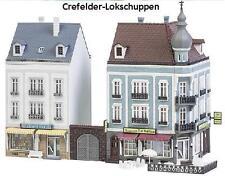 Faller N 232387 Casas de ciudad Beethovenstrasse 140x75x123mm nuevo y emb. orig.