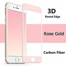 9H+ 3D Full Cover Curved Tempered Glass Screen Protector For Apple iPhone 7 Plus