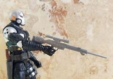 "1/12 scale SNIPER RIFLE GUN custom weapon,punisher deadpool 6""Marvel legends"