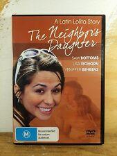 The Neighbor's Daughter - A Latin Lolita Story - DVD - 1998 RARE OOP DRAMA MOVIE