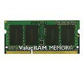 Kingston KVR16S11S8/4 (4 GB, PC3-12800 (DDR3-1600), DDR3 SDRAM, 1600 MHz, SO DI…