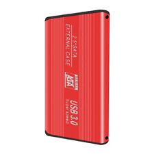 External Portable USB 3.0 Hard Disk Drive Enclosure 2.5 Inch SATA HDD Box BR