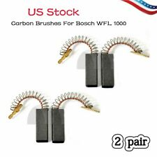 2 Pair Carbon Brushes For BOSCH WFL WFC246CGB/06 Washing Machine