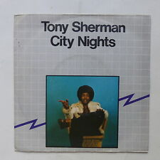 TONY SHERMAN City nights AZ 1749