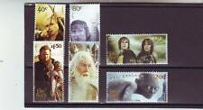 Nouvelle-Zélande-SG2652-2657 neuf sans charnière 2003 rendant le seigneur des anneaux - 3rd édition