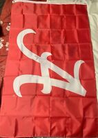 Alabama Crimson Tide Flag Banner 3x5 Man Cave