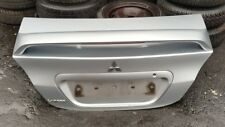 MITSUBISHI LANCER 2005 TAILGATE / BOOTLID AND SPOILER IN SILVER