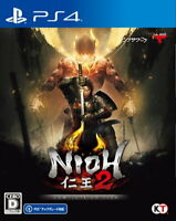 Nioh 2 Complete Edition Sony Playstation 4 PS4 Games From Japan Tracking NEW