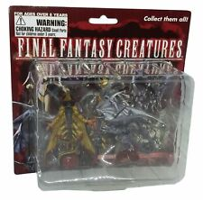 Final Fantasy Creatures Bahamut Zero & Death Gaze Figure Set