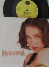 "MADONNA - Cherish - 7"" Single PS"