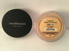 BARE MINERALS ORIGINAL FOUNDATION SPF15 - LIGHT W15 - 8g - UK FREE POST